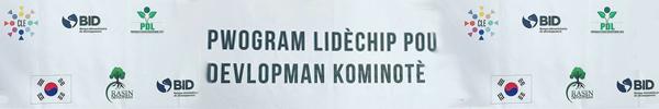 Pwogram Lidechip pou Devlopman Kominote